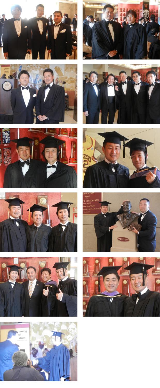 USC卒業式