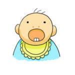赤ちゃんの歯について