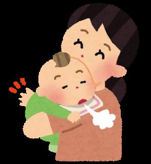 乳児期と歯並び
